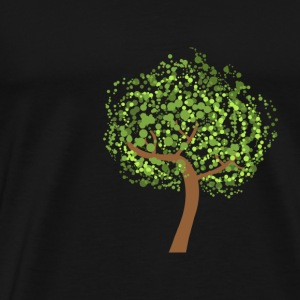 TREE Art - Herre premium T-shirt