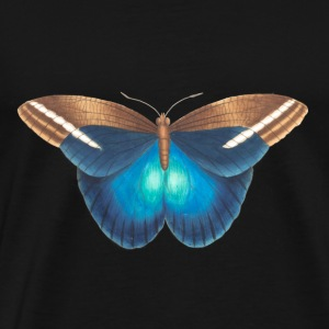 Butterfly illustration butterfly animal insect - Men's Premium T-Shirt