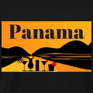 Panama - Men's Premium T-Shirt