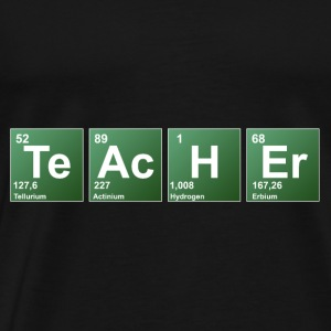 Teacher periodic table of elements