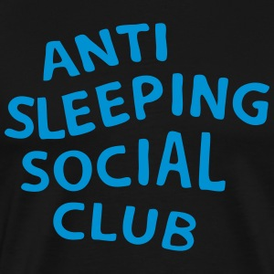 Anti Sleeping Social Club - Männer Premium T-Shirt