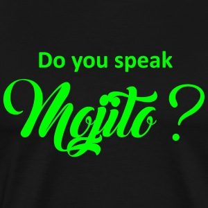 Do you speak mojito?
