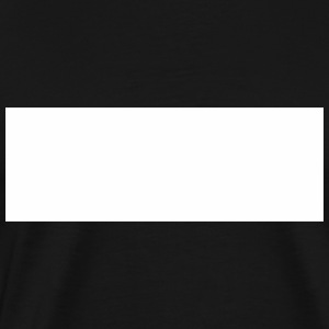 White Bar - Men's Premium T-Shirt