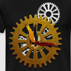 Inquisition Clockwork - Männer Premium T-Shirt
