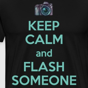Photographers T-Shirt - Men's Premium T-Shirt