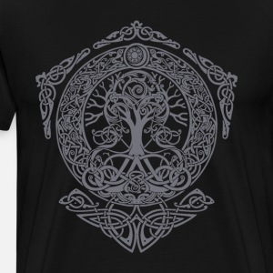 Tree of Life - Yggdrasil World Tree World ash Thor