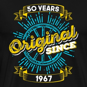 50th birthday 1967 - Men's Premium T-Shirt