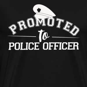 Politimand - Politi - Police Officer - Gift - Herre premium T-shirt
