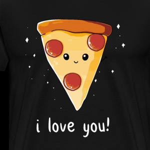 Pizza I LOVE YOU OOK