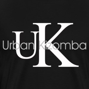 UK - Urban Kizomba - Kizomba Dance Shirt - Men's Premium T-Shirt