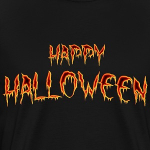 Happy Halloween 005 AllroundDesigns - Men's Premium T-Shirt