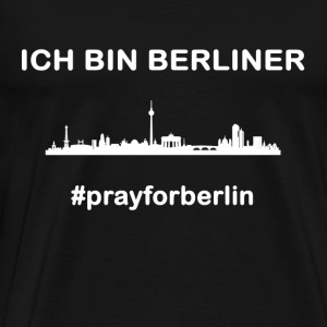 be for Berlin - Premium T-skjorte for menn