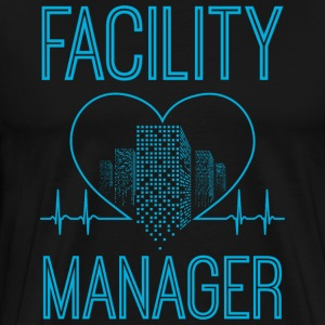 Facility Manager / Facility Management / Gift - Mannen Premium T-shirt