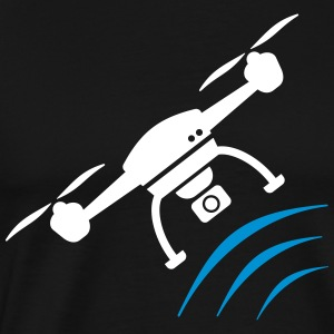 Drone gift for pilots - Men's Premium T-Shirt
