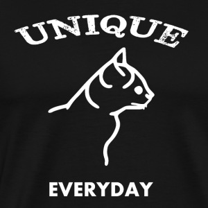 UNIQUE EVERYDAY - Men's Premium T-Shirt