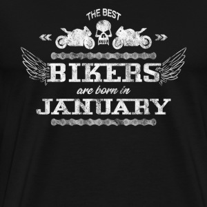Best Bikers Born in January Gift Gift Idea