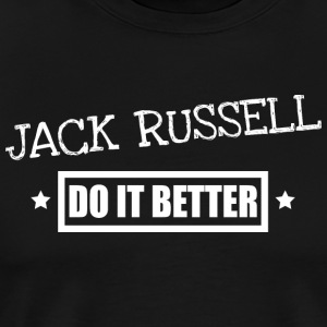 jack russell - T-shirt Premium Homme