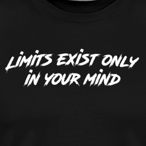 limits - Men's Premium T-Shirt