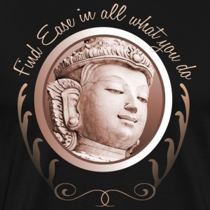 Buddha Ease - Men's Premium T-Shirt