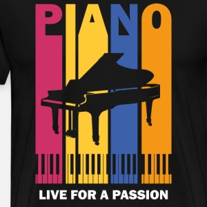 live for a passion piano