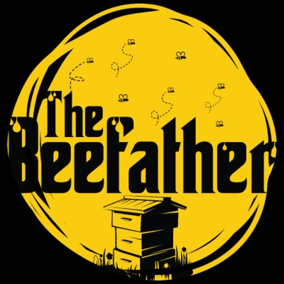 The Beefather - bee honey beekeeper flowers honeycomb