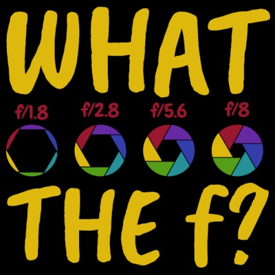 What The F? - Aperture exposure Photograph photographer