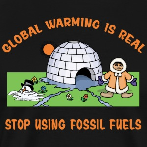 Global Warming - Men's Premium T-Shirt