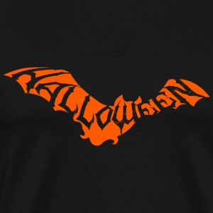 Halloween Bat Swarm Bats Horror Creep - Men's Premium T-Shirt