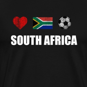 South Africa Football Shirt - South Africa Soccer - Men's Premium T-Shirt