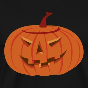 Pumpkin Halloween - Men's Premium T-Shirt