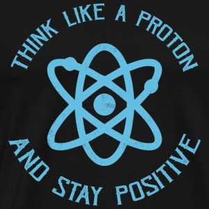 Think Like Proton - Männer Premium T-Shirt