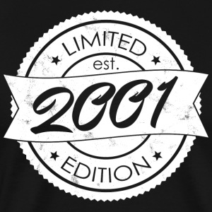 Limited Edition est 2001 - Männer Premium T-Shirt