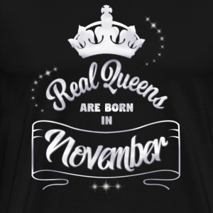 Queens November - Männer Premium T-Shirt