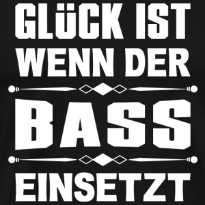 When the Beat Drops^ - Männer Premium T-Shirt