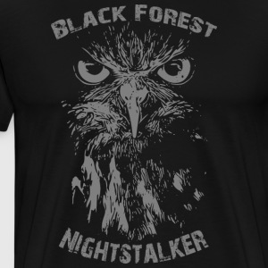 BF Night - Premium T-skjorte for menn