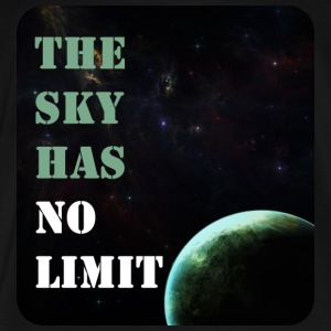 THE SKY HAS NO LIMIT - Männer Premium T-Shirt