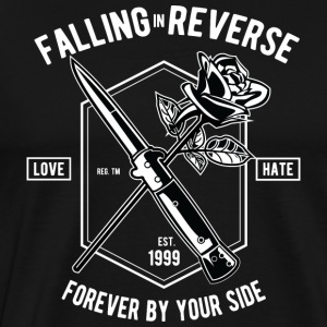 Falling In Reverse - Men's Premium T-Shirt