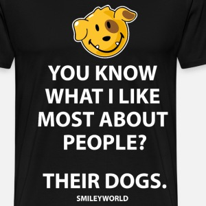 SmileyWorld Chiens I Like Dogs Humour