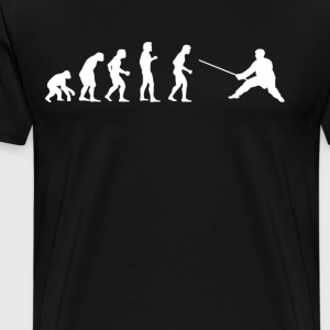 EVOLUTION SAMURAI - Men's Premium T-Shirt