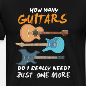 How Many Guitars Do I Really Need? Just One More