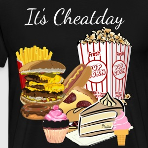 Cheatday - Männer Premium T-Shirt