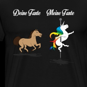 Unicorn Horse Your Aunt My Aunt Gift DE
