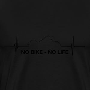 No_Chopper_No_LIFE - Men's Premium T-Shirt