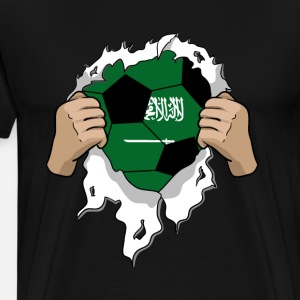 Saudi Arabia football team gift