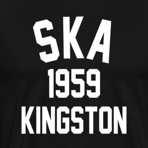1959 Kingston Ska - T-shirt Premium Homme