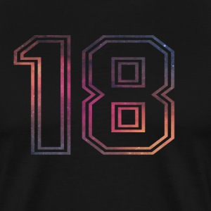 18er birthday - Men's Premium T-Shirt