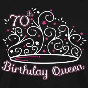 70th Birthday / Years 70th Birthday Queen Gift