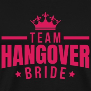 Bachelorette Party Shirts Team Hangover Bride