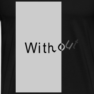 without2 - T-shirt Premium Homme