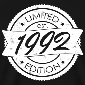 Limited Edition 1992 is - T-shirt Premium Homme